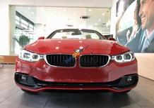 Bán BMW 4 Series 430i Convertible sản xuất 2017, màu đỏ, nhập khẩu. Xe mới