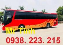 Xe khách 45-47 chỗ Thaco máy lớn 375, động cơ Weichai mới nhất E4 2018