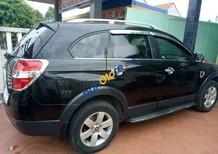 Bán Chevrolet Captiva năm sản xuất 2007, màu đen, 265tr