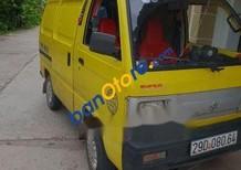 Cần bán gấp Suzuki Super Carry Van 2010, màu vàng, giá tốt