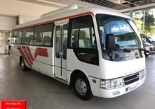 Bán xe khách 29 chỗ Thaco 2017 Fuso Rosa máy Mitsubishi D34
