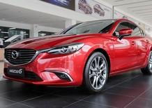 Bán Mazda 6 Sedan 2.0 2018, trả trước 82tr nhận xe