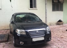 Cần bán lại xe Daewoo Gentra  2008, màu đen, số san biển HN