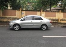 Cần bán lại xe Toyota Vios 1.5MT năm 2009, màu bạc chính chủ