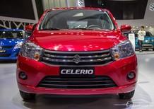 Cần bán xe Suzuki Celerio 2018, màu đỏ, xe nhập