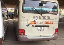 Bán xe Hyundai County 3.9L Limousine đời 2009, màu kem (be)