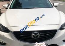 Cần bán xe Mazda 6 2.0 màu trắng, đăng ký và Sx 2016