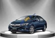 Bán xe ô tô Honda City Top sản xuất 2018 màu xanh lam, giá cạnh tranh