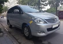 Bán ô tô Toyota Innova 2.0 G sản xuất năm 2011, màu bạc