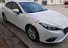 Cần bán gấp Mazda 3 đời 2016, màu trắng, sơn zin cả xe