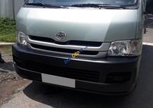 Chính chủ bán Toyota Hiace năm sản xuất 2009, màu bạc