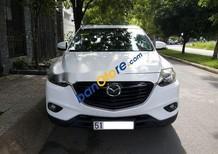 Cần bán Mazda CX 9 đời 2015, màu trắng