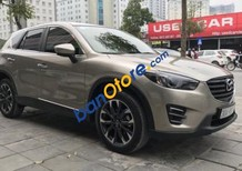 Cần bán Mazda CX5 2.0AT sản xuất 2016 bản Facelift màu vàng cát, xe đăng ký tên tư nhân