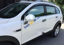 Bán ô tô Chevrolet Captiva LTZ đời 2013, màu trắng, nội ngoại thất còn mới tinh