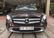 Cần bán gấp Mercedes GLA200 năm sản xuất 2015, màu nâu, xe nhập