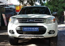 Bán xe Ford Everest 2.5AT 2015, màu trắng
