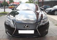 Cần bán gấp Lexus ES 350 sản xuất 2014, màu đen, xe nhập