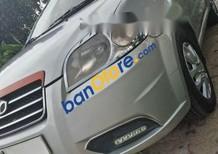 Cần bán lại xe Daewoo Gentra đời 2010, màu bạc, nội thất đẹp, điều hòa mát lạnh, 4 lốp mới