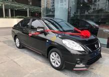 Cần bán xe Nissan Sunny XVSG Premium 2018 màu đen