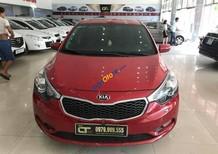 Bán Kia K3 2.0AT năm sản xuất 2014, màu đỏ, xe tư nhân đi cực ít, xe giữ gìn