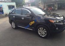 Bán Kia Sorento sản xuất năm 2011, màu đen, xe nhập chính chủ