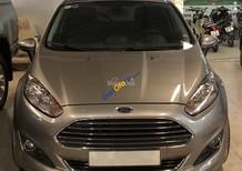 Bán xe Ford Fiesta 1.0 EcoBoost Titanium đời 2014, màu xám (ghi)