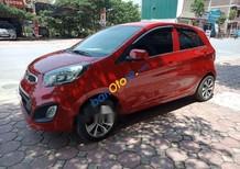 Bán Kia Morning 1.25 sản xuất 2014, màu đỏ