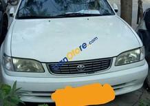 Bán Toyota Corolla đời 2000, màu trắng, nhập khẩu nguyên chiếc