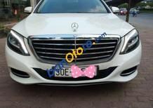 Cần bán gấp Mercedes 3.0 AT sản xuất 2014, màu trắng