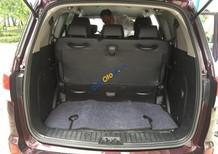 Bán xe Ssangyong Stavic đời 2017, màu xám