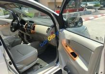 Bán ô tô Toyota Innova G đời 2011, màu bạc
