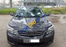Bán Toyota Corolla 1.6 AT sản xuất năm 2010, màu xám, giá tốt
