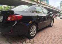 Cần bán xe Toyota Corolla sản xuất năm 2009, màu đen, nhập khẩu nguyên chiếc