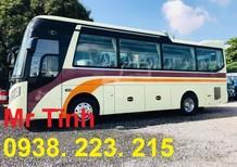 Xe 29-34 chỗ bầu hơi Thaco-TB85S-E4-mâm nhôm-ABS-phanh điện từ-đời mới 2018-giá rẻ-giao nhanh-Sài Gòn
