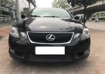 Cần bán Lexus GS350 2007, màu đen, nhập Mỹ biển Hà Nội