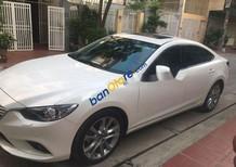 Cần bán Mazda 6 2.5 AT đời 2015, màu trắng