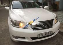 Cần bán Lexus LS 460 năm 2011, màu trắng, nhập khẩu