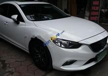 Bán Mazda 6 2.0 năm 2017, màu trắng chính chủ, giá tốt