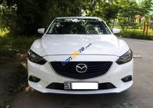 Bán Mazda 6 2.0AT năm sản xuất 2015, màu trắng