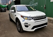 Bán xe LandRover Discovery Sport HSE 2017 nhập Mỹ