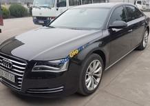 Bán Audi A8 Long 2013, màu đen, nhập khẩu