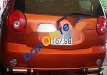 Cần bán xe Chevrolet Spark sản xuất năm 2009, màu cam, giá tốt