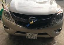 Bán Mazda BT 50 4x4 năm 2013, màu vàng, xe nhập