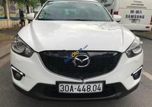 Cần bán xe Mazda CX 5 2.0 AT sản xuất năm 2014, màu trắng giá cạnh tranh