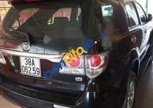 Bán ô tô Toyota Fortuner đời 2013, màu đen giá rẻ