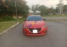 Bán Mazda 3 năm sản xuất 2016, màu đỏ, 615 triệu, mới 95%