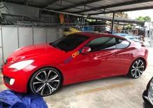 Bán xe Hyundai Genesis 2.0 AT năm 2010, màu đỏ, xe nhập