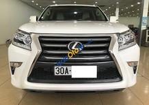 Bán Lexus GX 460 Luxury năm sản xuất 2015, màu trắng, nhập khẩu