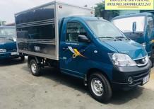 Giá xe tải Thaco Towner 990 990kg thùng kín 2018 mới, động cơ Suzuki, có xe giao ngay