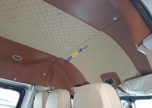 Bán xe Transit SVP Limited màu bạc, khuyến mãi hấp dẫn cùng nhiều quà tặng
